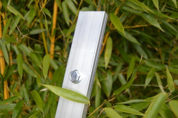 Verschlussleiste Nr.1 für Wurzelsperre in 70cm Höhe